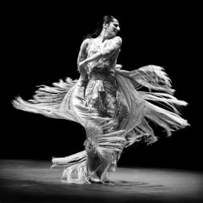 fotografía baile